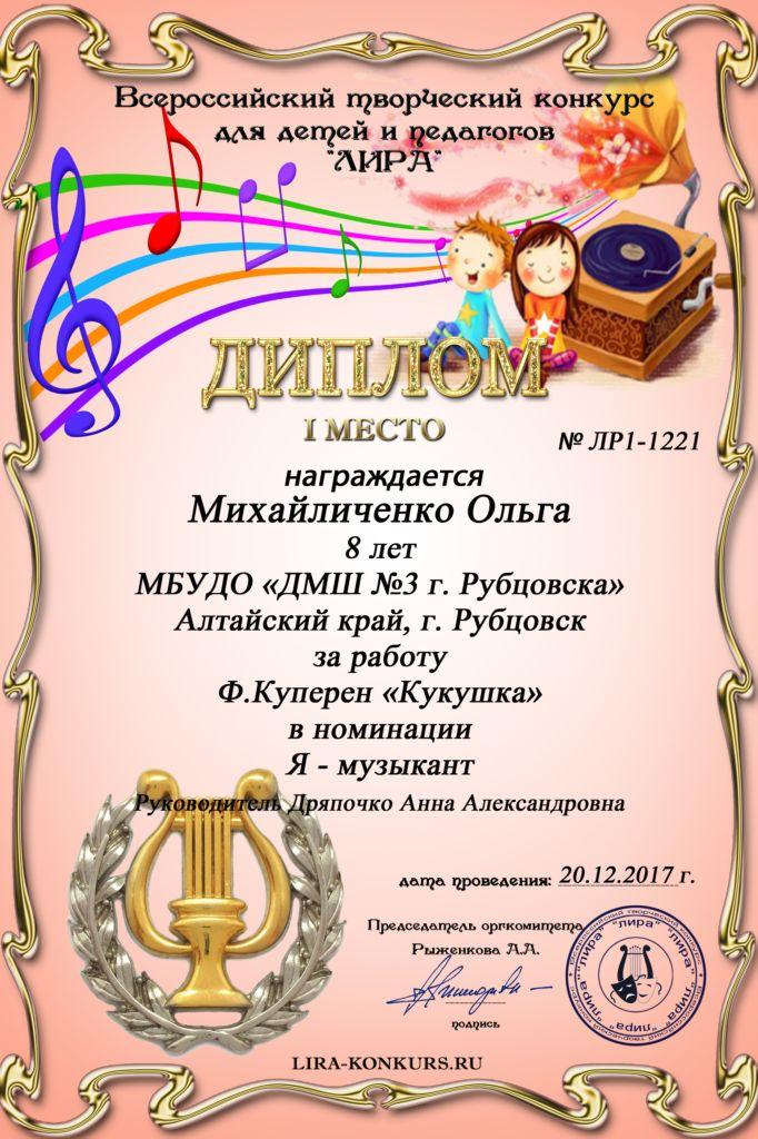 Всёроссийские конкурсы для